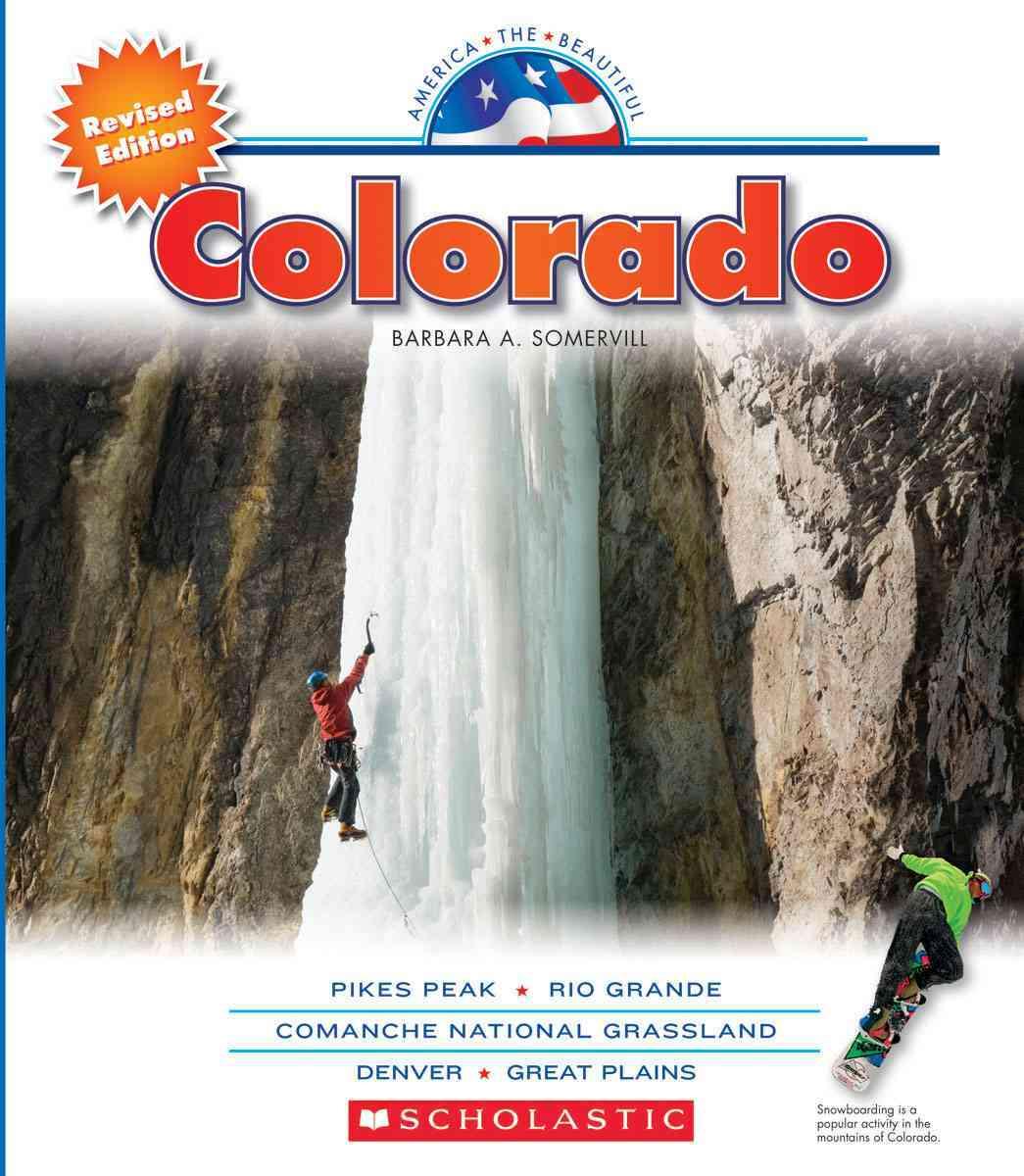 Colorado By Somervill, Barbara A.